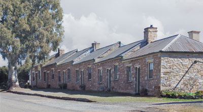 Tiver's Row Cottages Burra