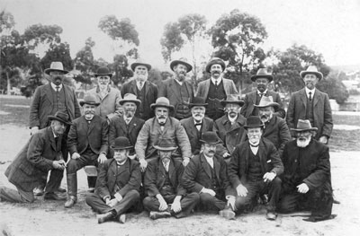 These gentlemen are believed to be the Burra Show Committee