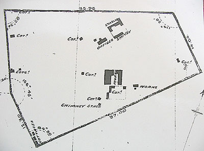 Map of the Smelting Works